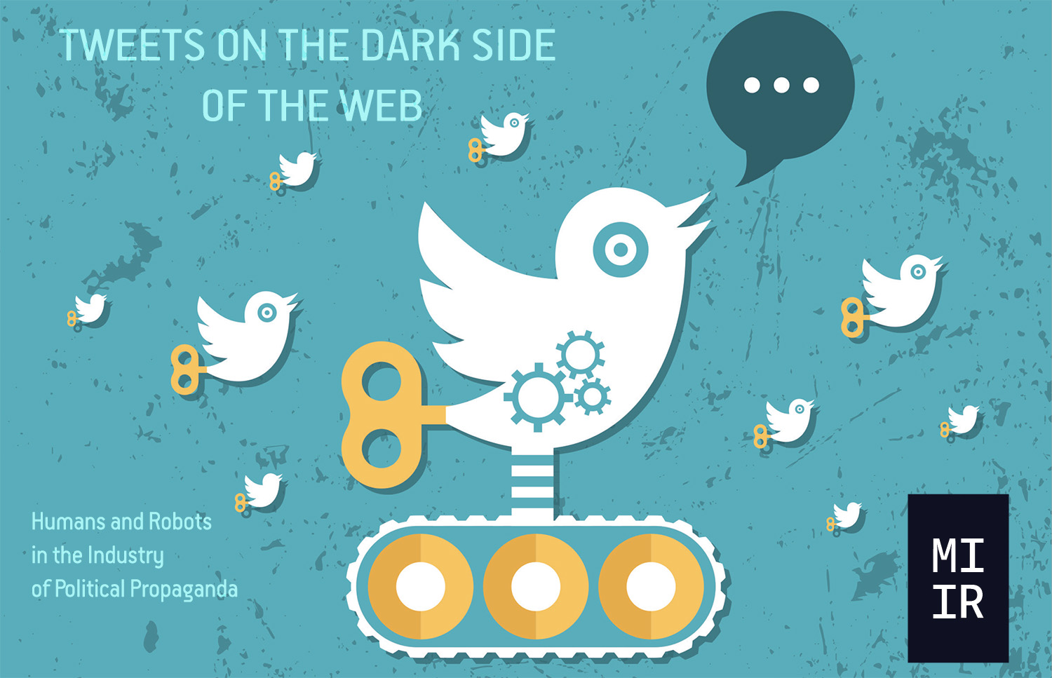 """Tweets on the Dark Side of the Web"" is now online"