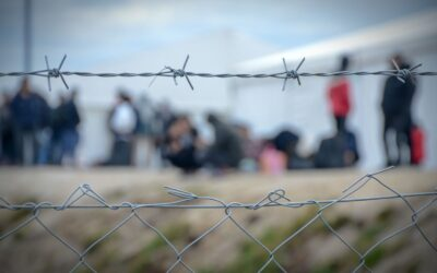 Mapping the migrant camps in Europe